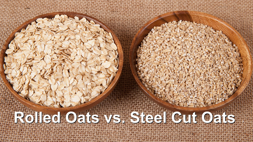 Rolled Oats Vs Old Fashioned Oats